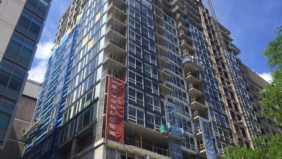 The Slater Condos: Construction Update